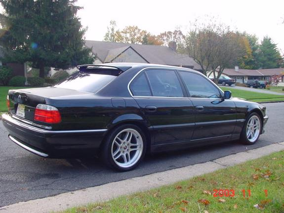 radse38 1998 bmw 7 series specs photos modification info. Black Bedroom Furniture Sets. Home Design Ideas