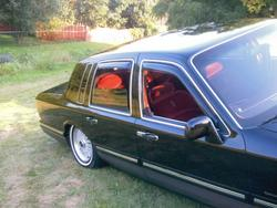 RollinLuxury 1995 Lincoln Town Car