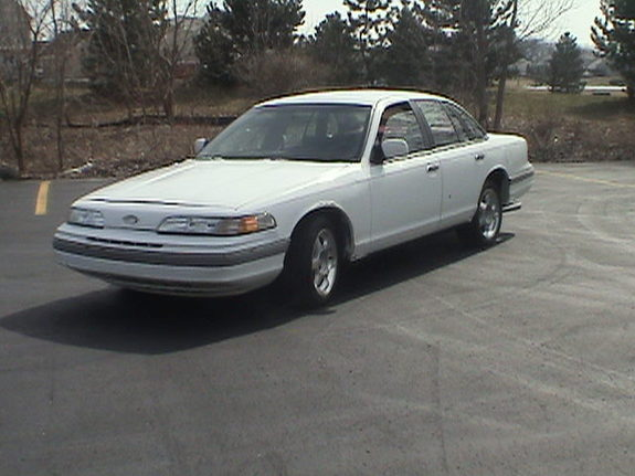 Another Bigcrownvic 1992 Ford Crown Victoria post... - 2643688
