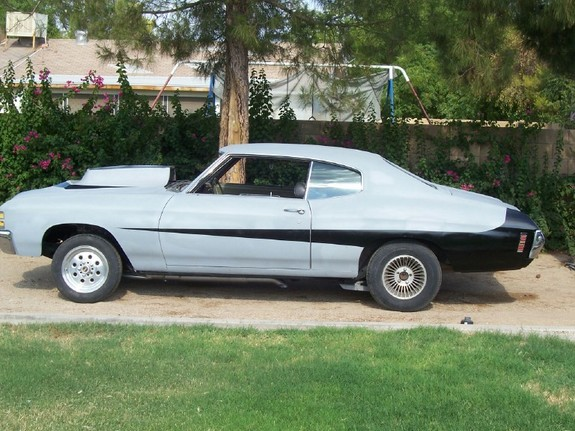 Another chevelleman71350 1971 Chevrolet Chevelle post... - 2644700