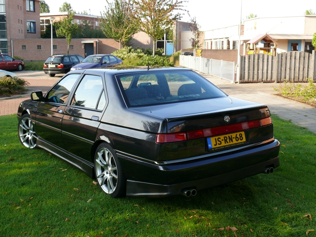 Another Fred164 1995 Alfa Romeo 164 post... - 2645227