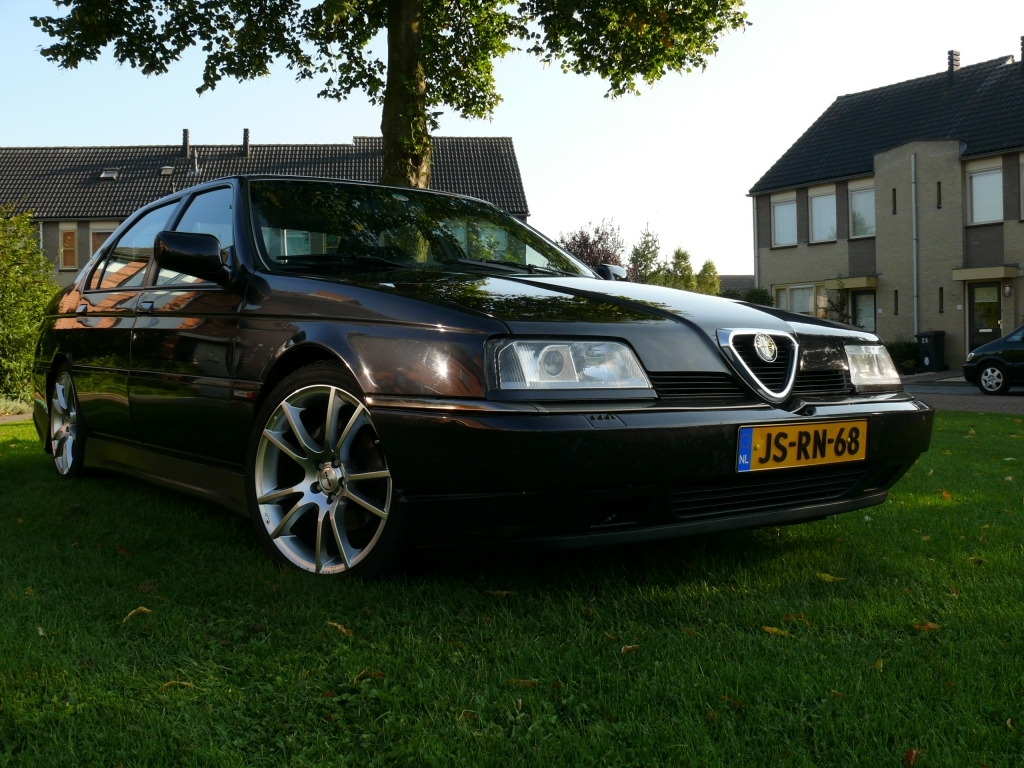 Another Fred164 1995 Alfa Romeo 164 post... - 2645237