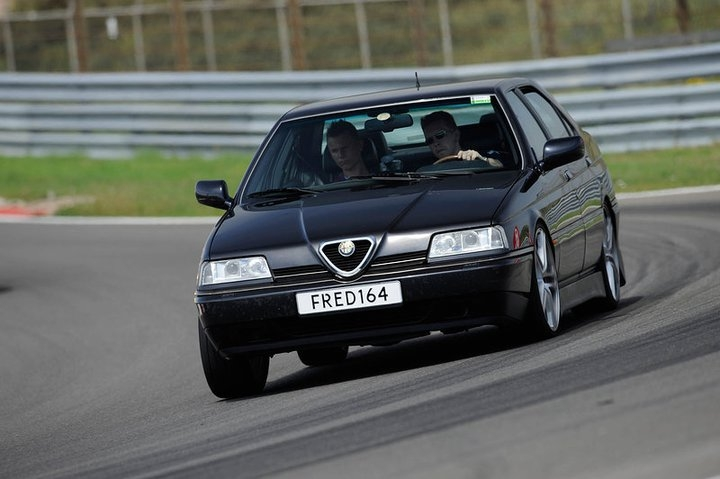 Another Fred164 1995 Alfa Romeo 164 post... - 2645255