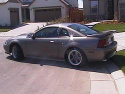 Another jdbasso 2001 Ford Mustang post... - 2647347