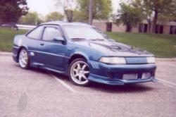 22tsrs 1993 Chevrolet Cavalier