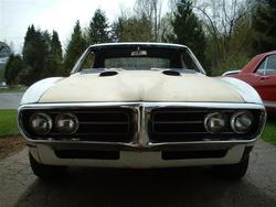 theunforgiven196s 1967 Pontiac Firebird