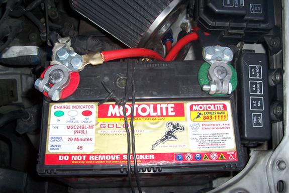 Toyota Corolla Battery >> Another Voodoo614 1997 Toyota Corolla Post 6145621 By