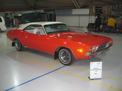 ppntrls 1972 Dodge Challenger