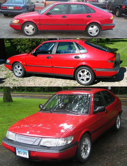 Another marcus163 1996 Saab 900 post... - 2659066
