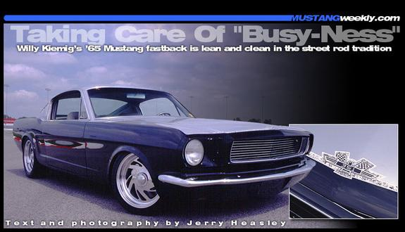 Keimig2 1965 Ford Mustang Specs Photos Modification Info