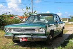 lncognito 1969 Plymouth Valiant