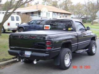 1996 Dodge Ram 1500 Regular Cab