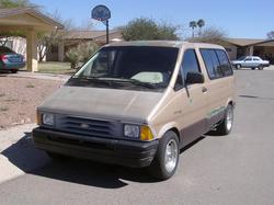 ace_mechanic71 1987 Ford Aerostar