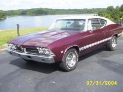 68BeaumontSD396 1968 Pontiac Beaumont