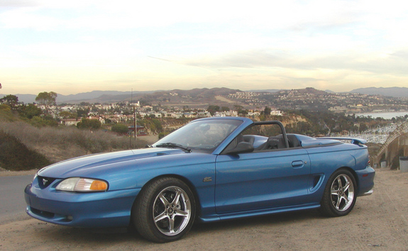 Another cjones101812 1994 Ford Mustang post... - 2682729