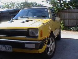 gtrages 1981 Mitsubishi Mirage