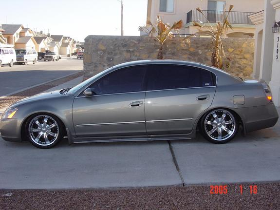 G Diddy 2002 Nissan Altima Specs Photos Modification