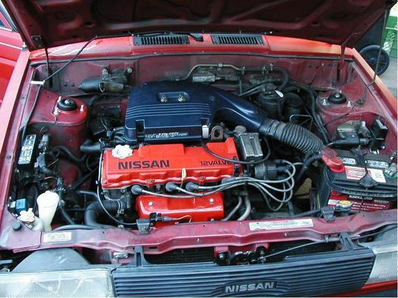 galimba1 1990 Nissan Sentra Specs, Photos, Modification ...