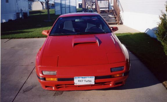 Another 88TurboII 1988 Mazda RX-7 post... - 2687293