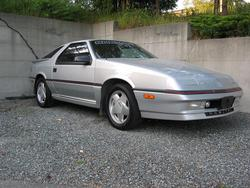87shelby_dodges 1987 Dodge Daytona