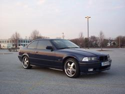 puntr26 1994 BMW 3 Series