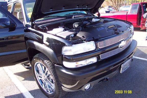 Another ALL_Black_H2 2004 Cadillac Escalade post... - 2692550