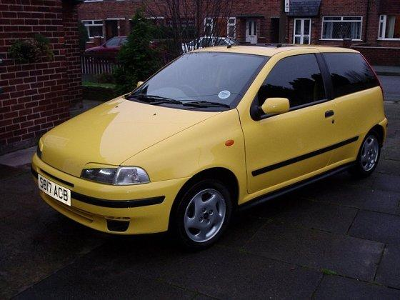 chumhill 1998 fiat punto specs photos modification info. Black Bedroom Furniture Sets. Home Design Ideas
