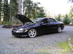 Cantide 1997 Ford Taurus