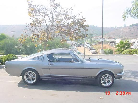 Another elpimpe 1966 Ford Mustang post... - 2699751