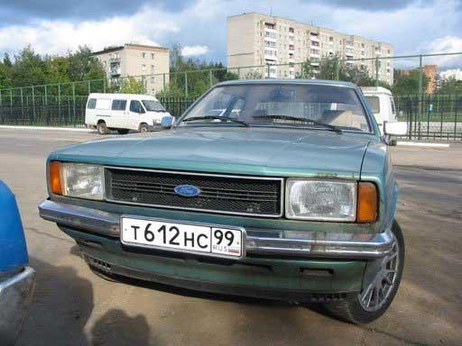 Another parspetroza 1978 Ford Taunus post... - 2699188