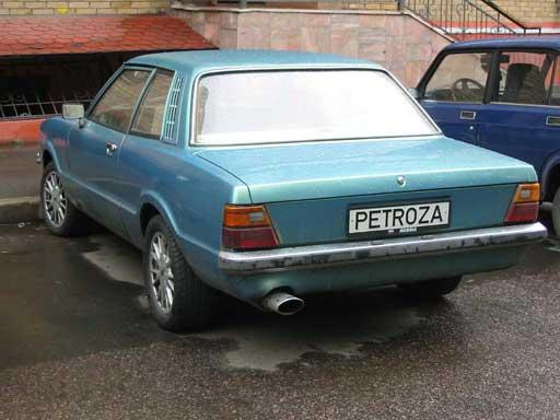 Another parspetroza 1978 Ford Taunus post... - 2699189