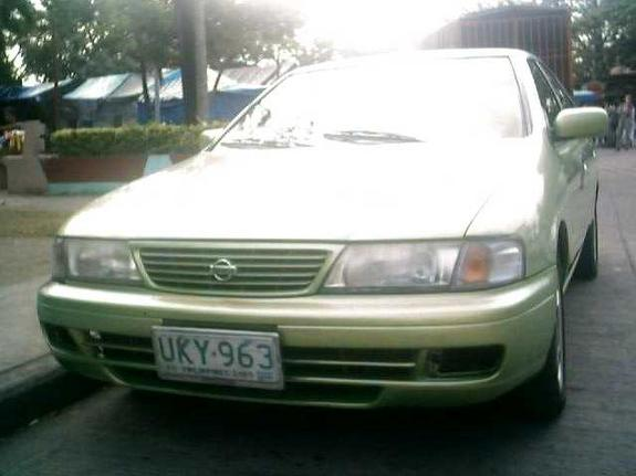 Another egaudiel 1996 Nissan Sentra post... - 2703484