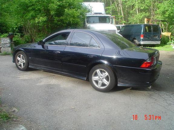 Another propa2g1 2001 Lincoln LS post... - 2711001