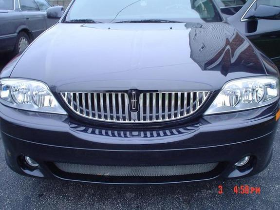 propa2g1 2001 Lincoln LS