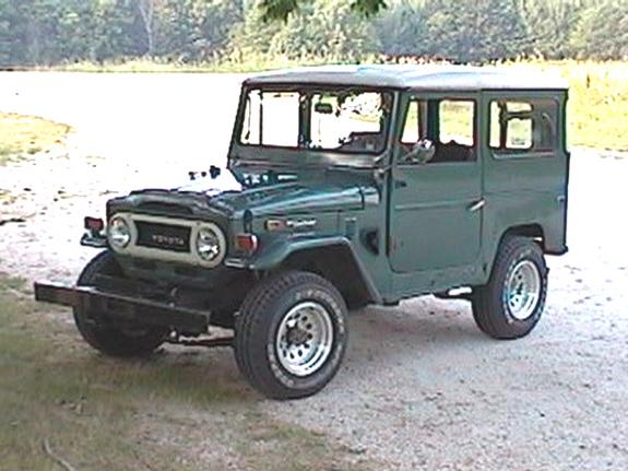 FineWynsFJ40 1974 Toyota Land Cruiser 2712314