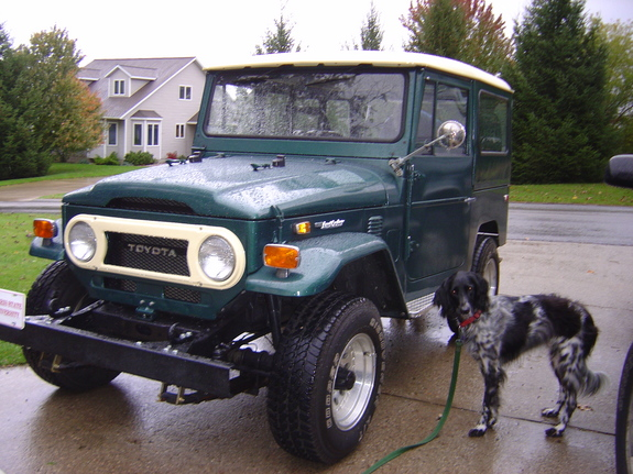 FineWynsFJ40's 1974 Toyota Land Cruiser