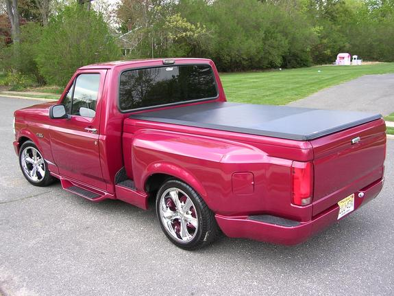 1993 Ford f150 flareside specs