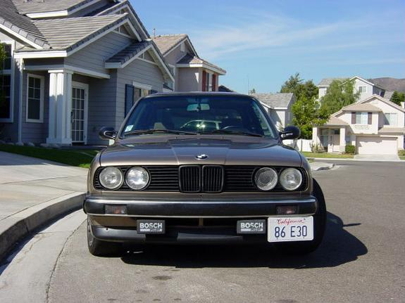 e30bmwpower 39 s 1986 bmw 3 series in foothill ranch ca. Black Bedroom Furniture Sets. Home Design Ideas