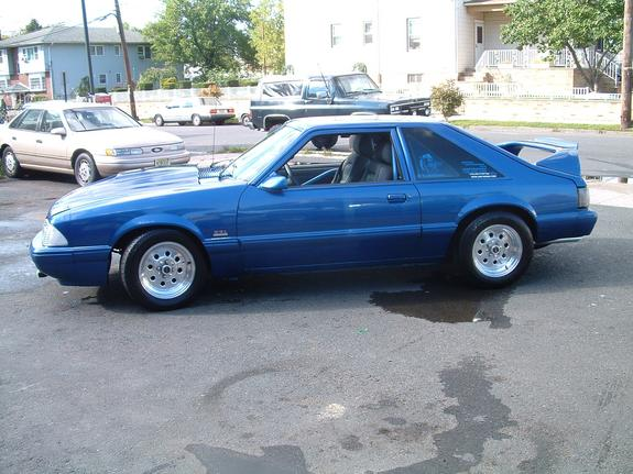 crazystang331 1988 Ford Mustang
