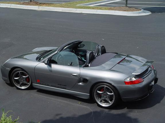 Roock 2002 Porsche Boxster Specs Photos Modification