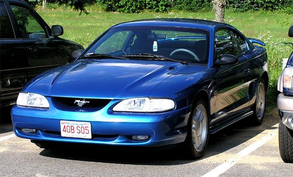 boy_blue 1994 Ford Mustang Specs, Photos, Modification ...