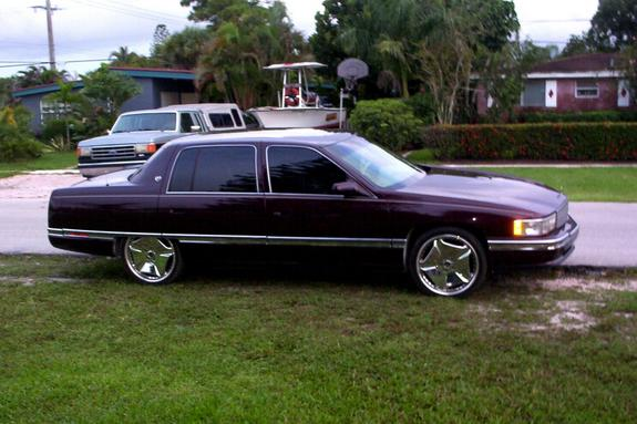 caddysitonchrome 1996 cadillac deville specs photos. Black Bedroom Furniture Sets. Home Design Ideas