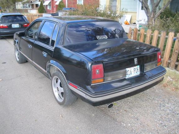 Another lrod3000 1987 Oldsmobile Calais post... - 2724333