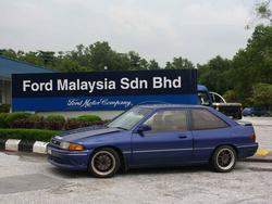 nickgomez 1991 Ford Laser