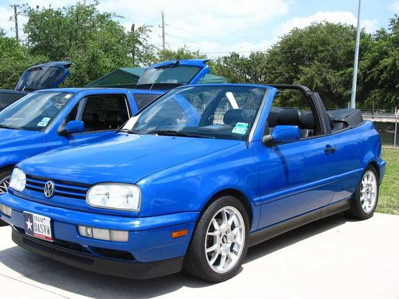 Dasvw 1998 Volkswagen Cabrio Specs Photos Modification