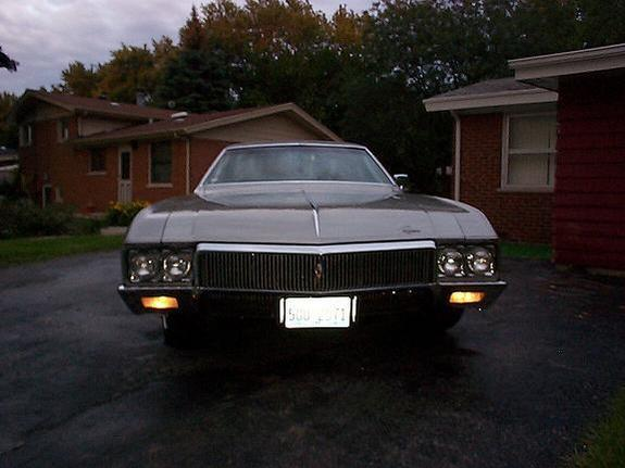 Another Misfit276 1970 Buick Riviera post... - 2728949