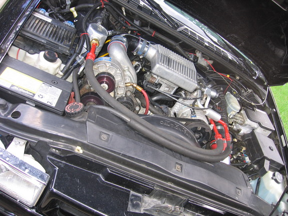 chargedxtreme 1999 Chevrolet S10 Regular Cab