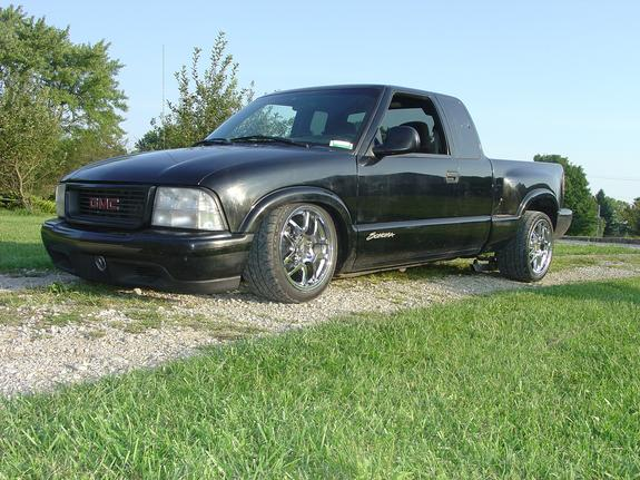 383lt4sonoma 1998 GMC Sonoma Club Cab Specs, Photos, Modification