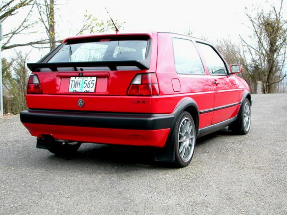 Another pdxgti8v 1991 Volkswagen GTI post... - 2734309