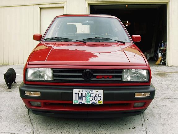 Another pdxgti8v 1991 Volkswagen GTI post... - 2734350